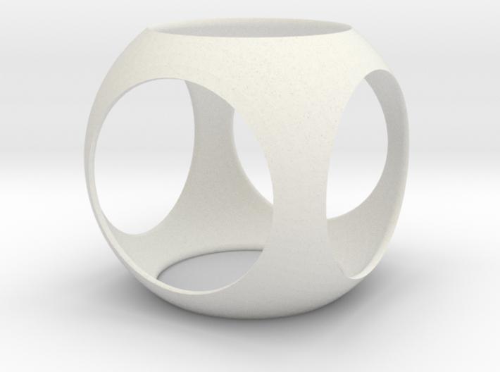 Ball D100 mm 3d printed