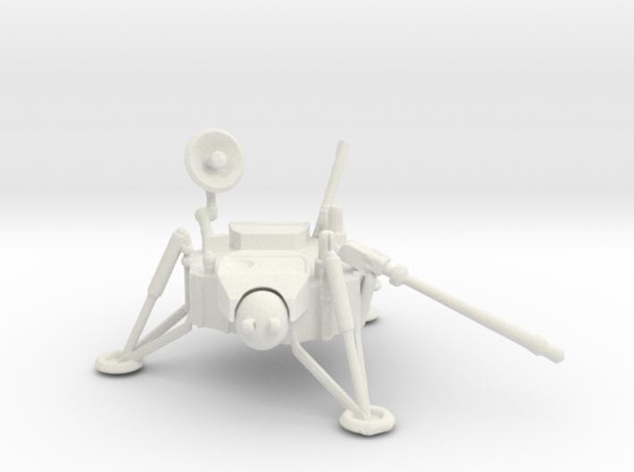 1/100 Scale Viking Mars Lander 3d printed