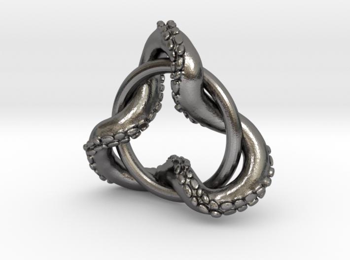 Tentacle Pendant 3d printed