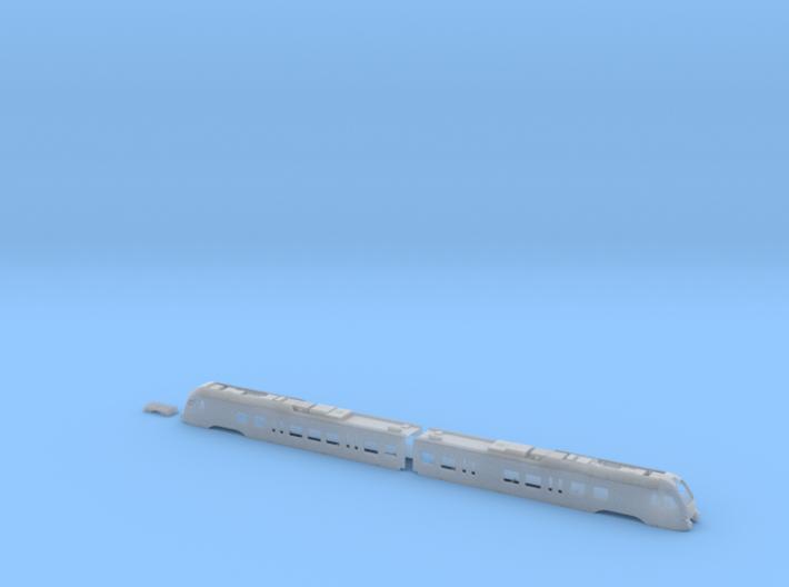 Stadler FLIRT 3 - Arriva/R-Net version 3d printed