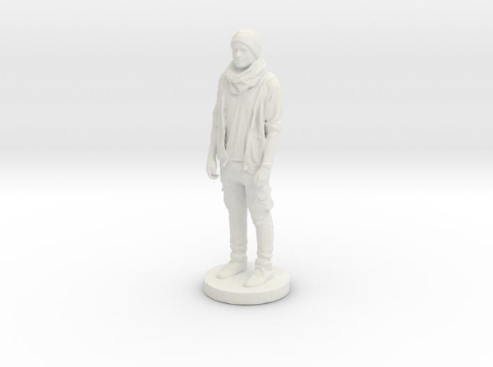Printle C Homme 271 - 1/24 3d printed