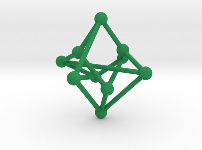 Petersen Graph 3d printed