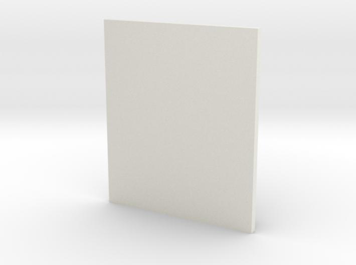Polygonmountain 3d printed