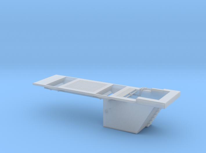 F-M Cinder Base - HO 2 In 3d printed
