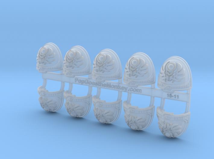 Sun Scarabs - xGen:Osiris 3d printed