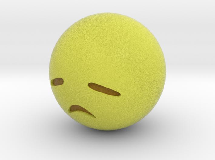Emoji29 3d printed