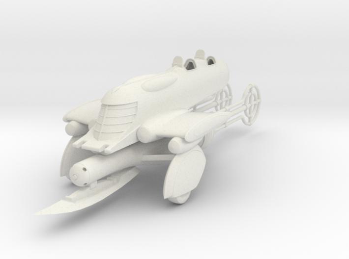 Vanship 3d printed