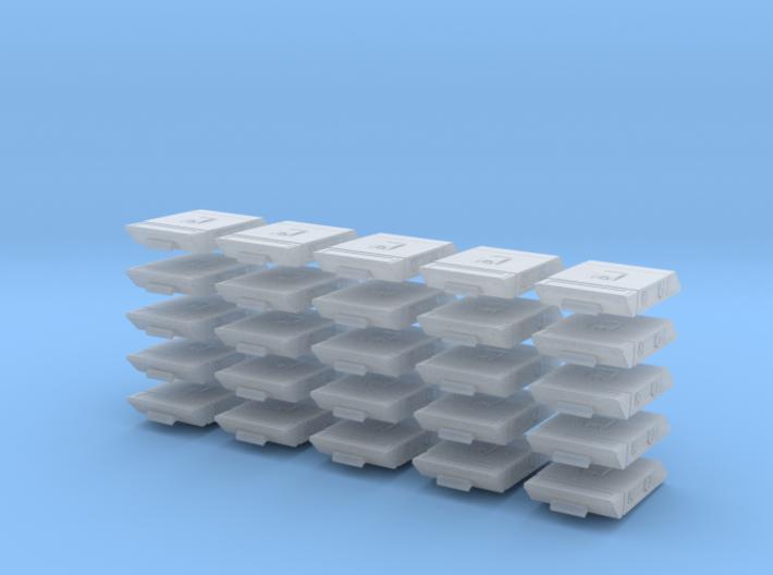 M6 PERISCOPE 1:35 Scale 3d printed