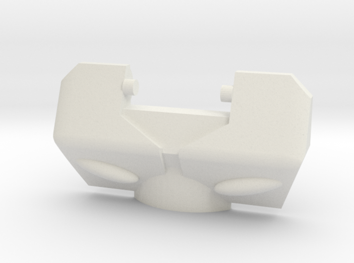 IDW Moonracer Chestplate for CW Streetwise/Prowl 3d printed