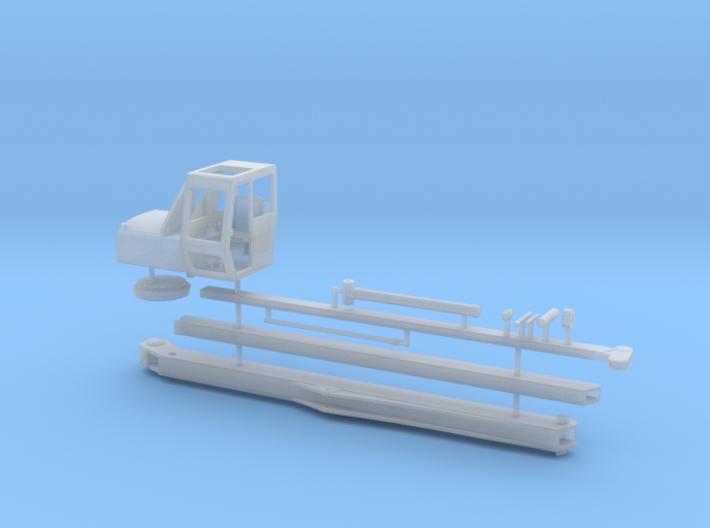 1/64th Oilfield Heavy Picker type Crane 3d printed