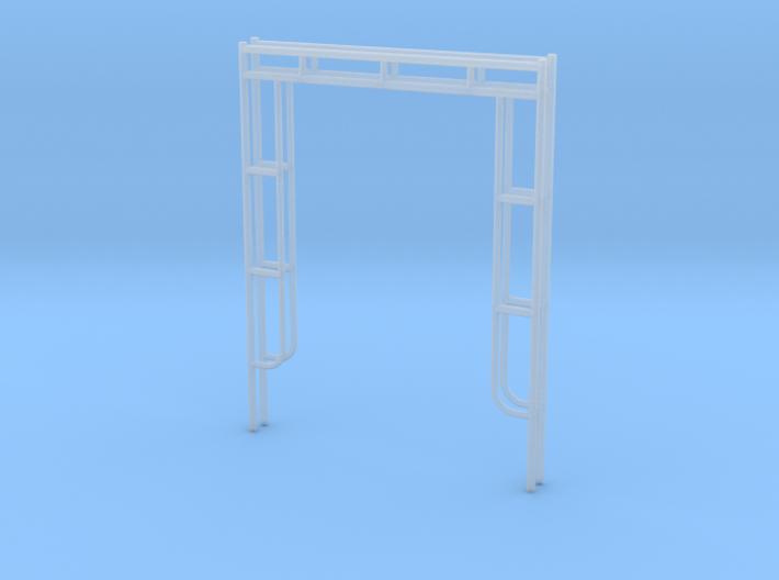 1:48 2 End Frames 60x72 3d printed