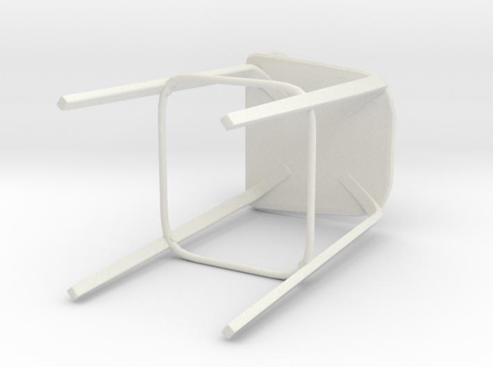 Muuto Visu Bar Stool 3d printed