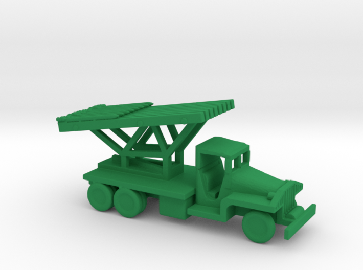 1/200 Scale CCKW Rocket Truck 3d printed