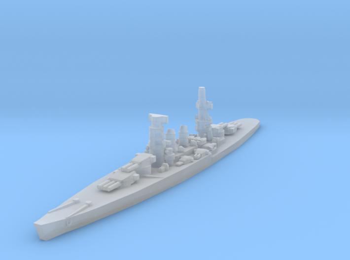 Conte di Cavour battleship 1/4800 3d printed