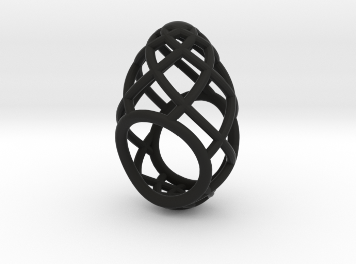 Ovo Ring 53-61 3d printed
