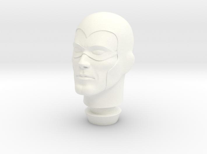 1:9 Scale The Phantom Head 3d printed