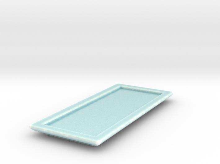 Celadon Selfie Sushi Platter 1 3d printed