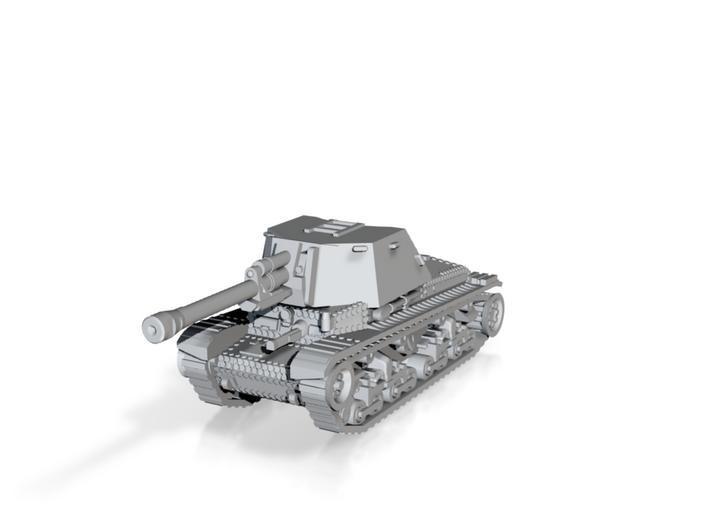 Tacam R2-2 Tank 1:72 3d printed