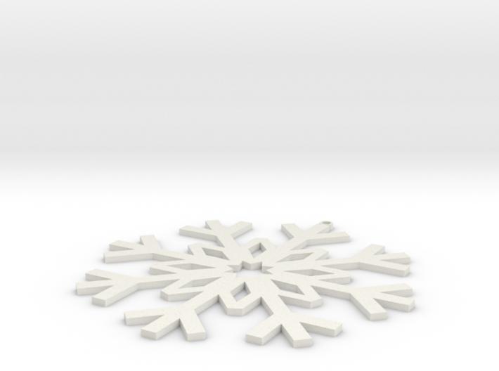 Christmas Ornament 1-1 3d printed