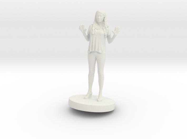 Printle C Femme 028 - 1/43.5 3d printed