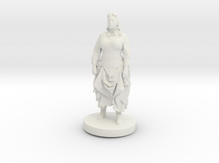 Printle C Femme 038- 1/32 3d printed