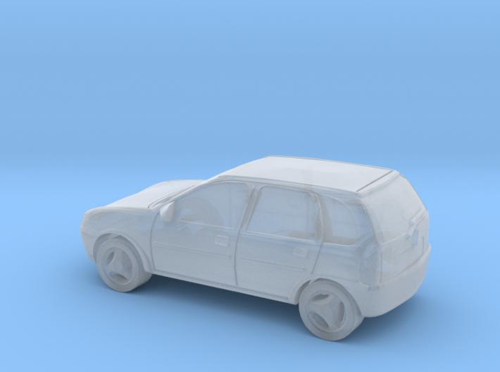 Opel Corsa (Z, 1:220) 3d printed