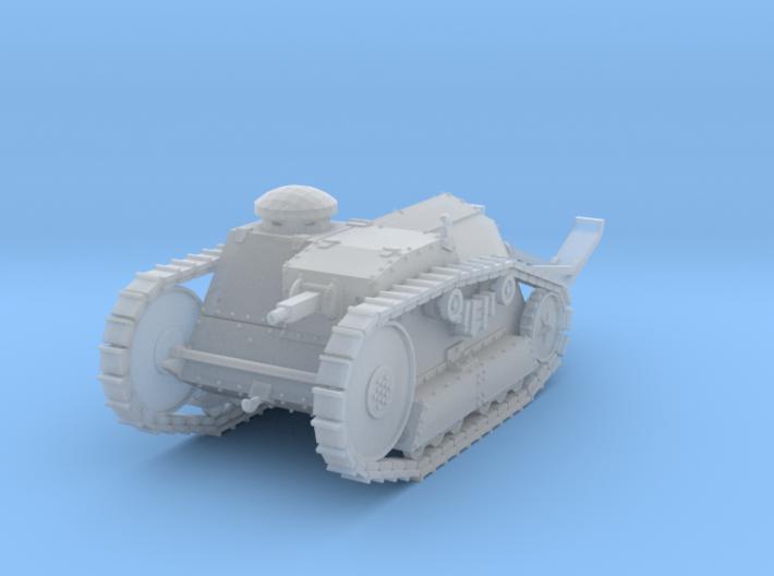 PV16C M1918 Three Ton Tank (1/100) 3d printed