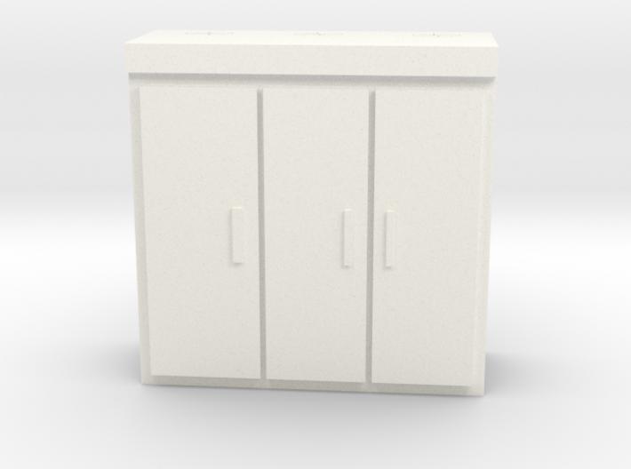 Lab Refrigeration Unit 3d printed