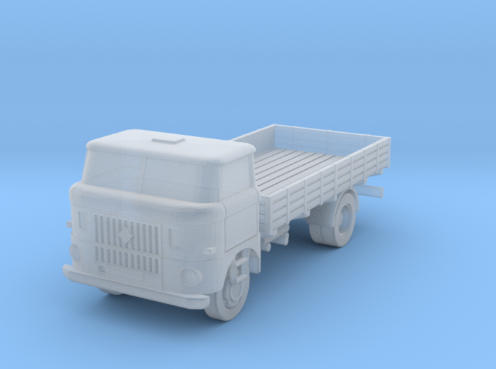 W50 Pritsche (lang) / Flat bed (long) (Z-1:220) 3d printed