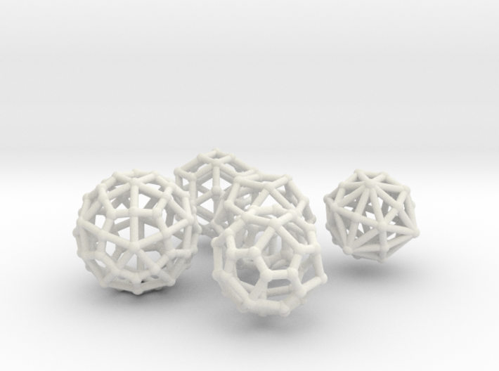 Geometrix Collection 3 3d printed