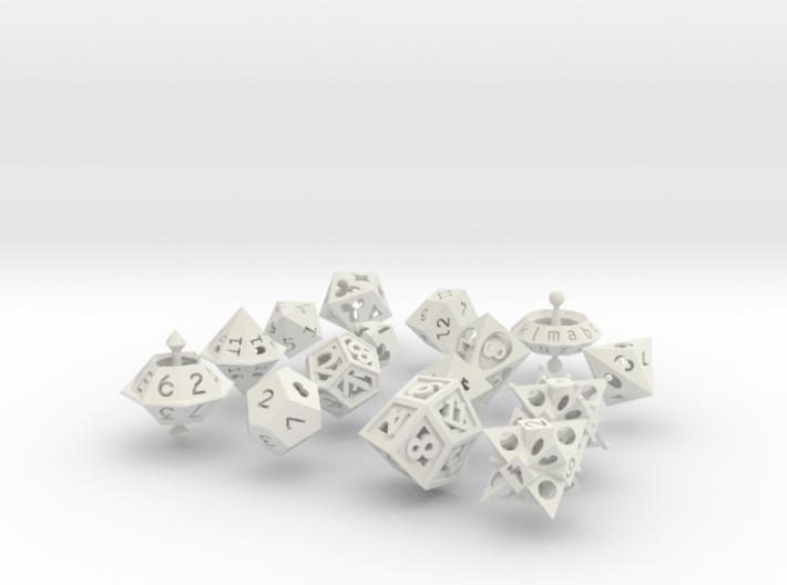 Geometrix Collection 8 3d printed