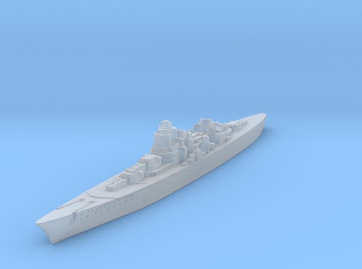 O-class German Battlecruiser (GW36 Scale) 3d printed