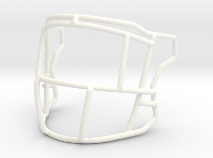 Live Mask Speed Flex (Ice Cage Style) with Eye Ba 3d printed