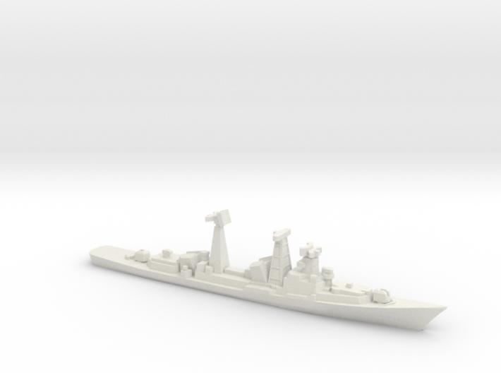 Destroyer Provorny, 1/1800 3d printed