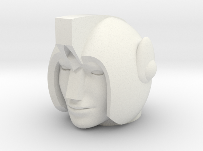 G1 Greenlight Head for CW Cars 3d printed