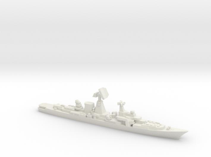 Cruiser Azov (Planned Modernization), 1/1800 3d printed