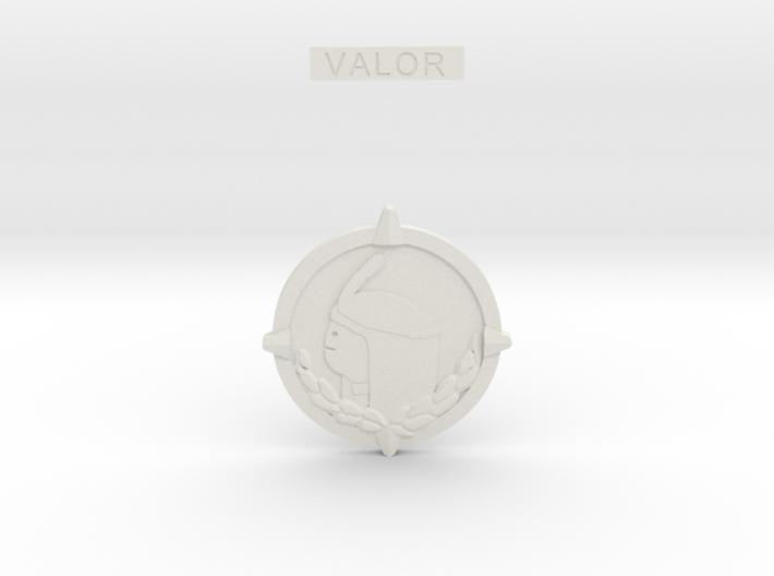Medal 3d printed