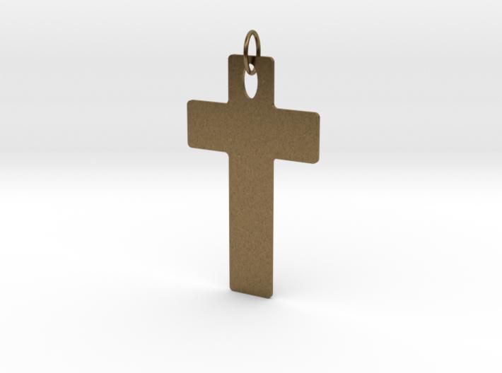 Cross Customizable 3d printed