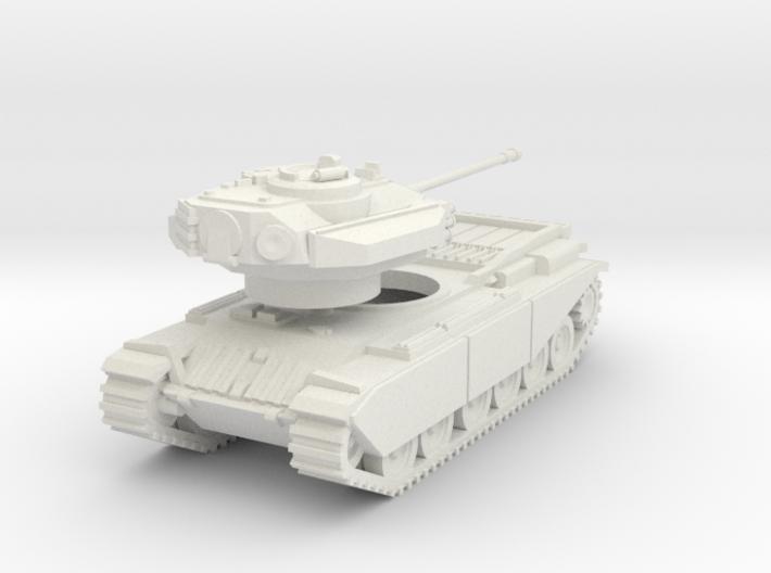 MG144-UK04 Centurion Mk 3 MBT (skirts) 3d printed