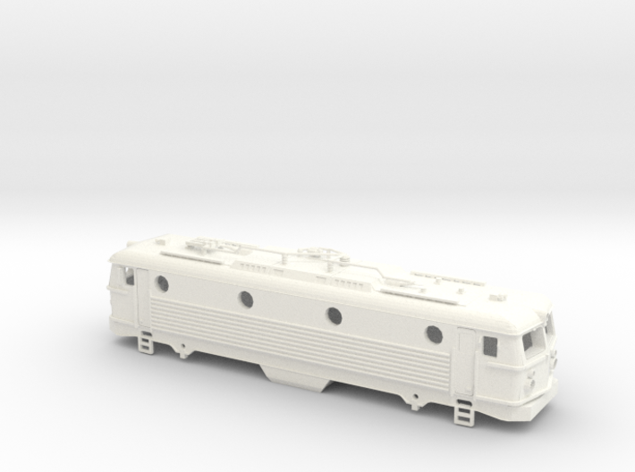 ÖBB 1044 Scale TT 3d printed