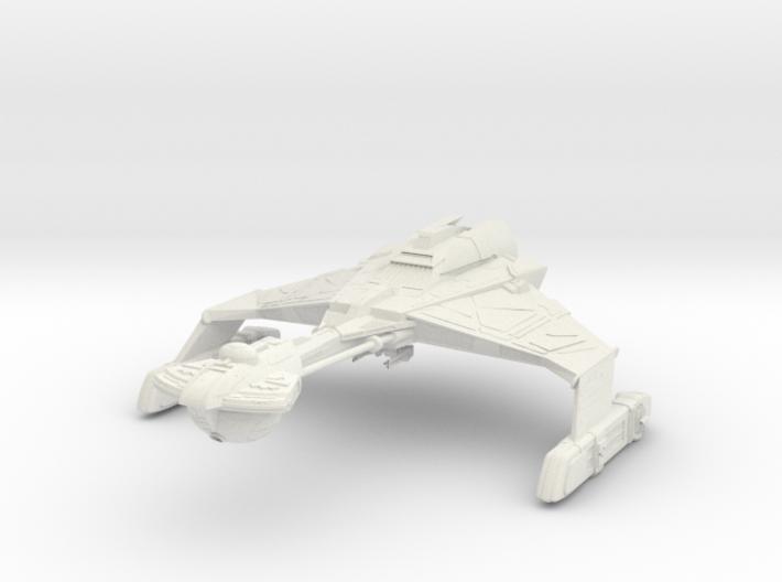 """Dtinga Class BattleCruiser 2.2"""" 3d printed"""