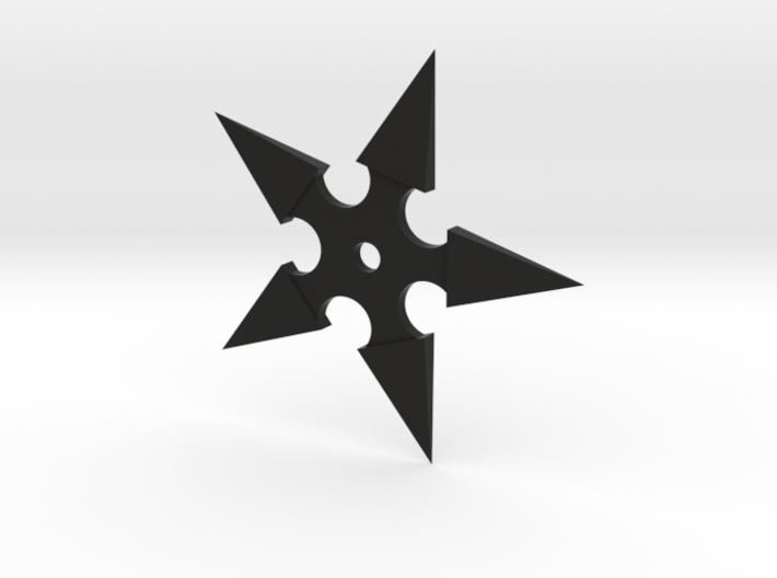 Shuriken (Ninja Star) 3d printed
