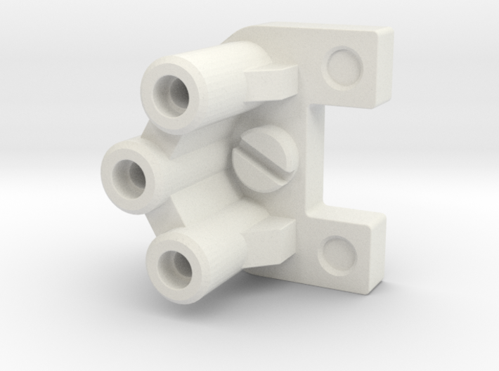 Hengstler Counter Connector 3d printed