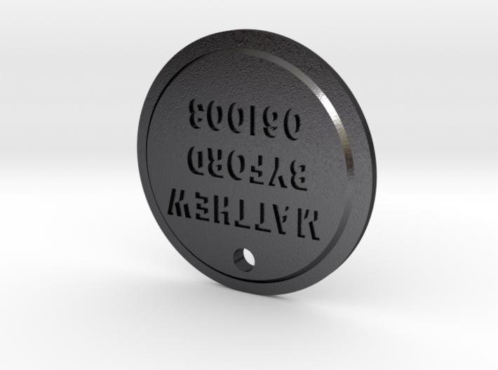 TLOU Pendant - Matthew Byford 061003 3d printed