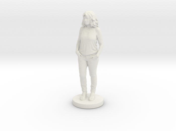 Printle C Femme 257 - 1/24 3d printed