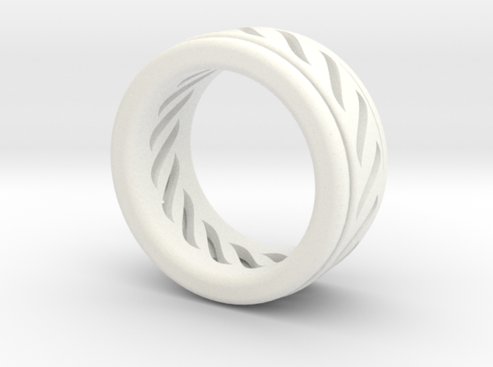 Simple - Fidget (Spin) Ring 3d printed