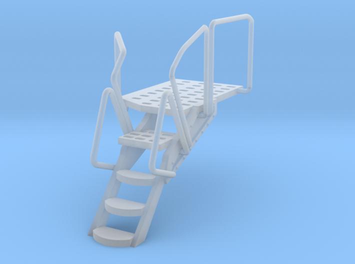 1/64 Deere 9000rt, 30, 20 ,10 series steps and rai 3d printed