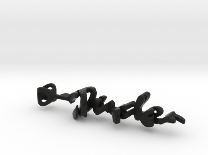Twine Jude/Asher 3d printed