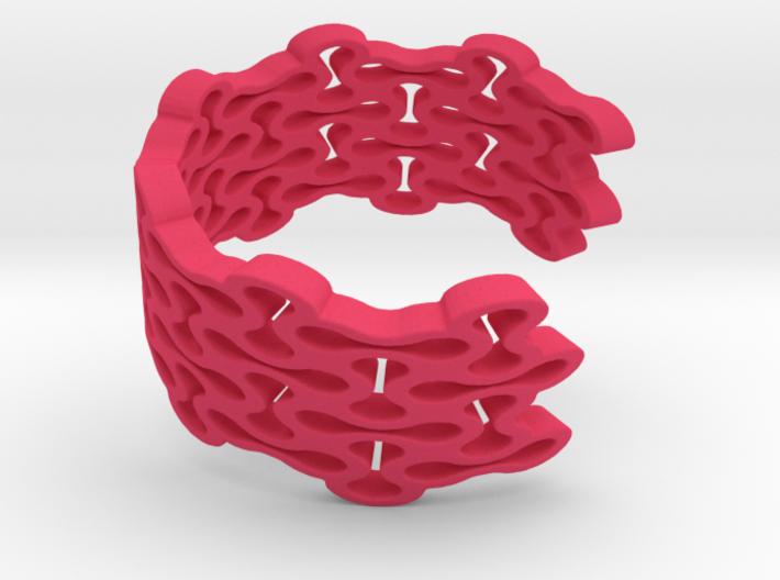 Brace Bracelet 3d printed