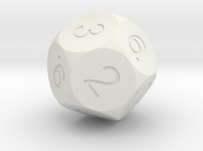 D12 Sphere Dice 3d printed